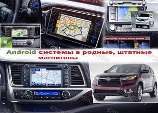 Навигационный блок Android блок Navitouch NT 3305, 3306, 3355, 3325