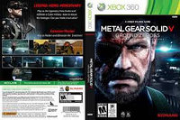 Metal Gear Solid V Ground Zeroes (Action)