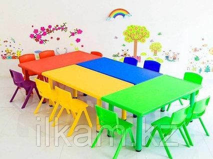 Стол детский пластиковый, фото 2