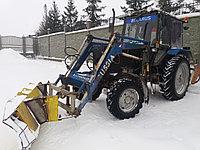 Услуги/Аренда трактора Щетки (метёлки) МТЗ 82, фото 1