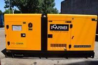 Дизельный генератор PCA POWER PRD-125kVA( 100 кВт), фото 1