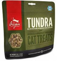 Сублимированное лакомство для кошек всех пород Orijen Tundra олень, перепел, форель