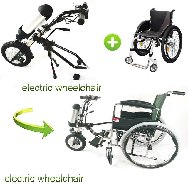 Электрический привод 36v 250w для механических инвалидных колясок.