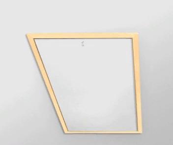 Декоративная планка LXL-PVC 86x140 для лестниц FAKRO