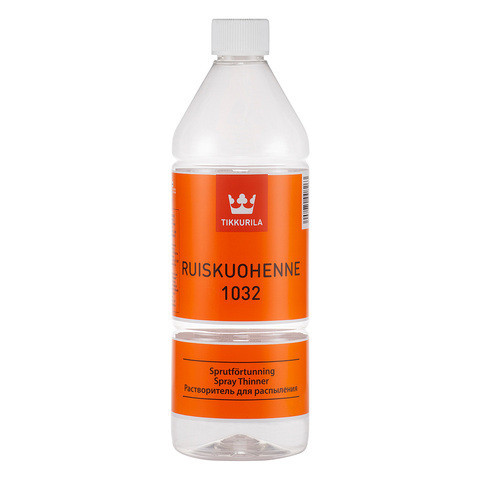 RUISKUOHENNE 1032 растворитель 3 л.