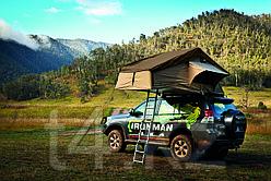 Палатка на крышу автомобиля - IRONMAN 4X4