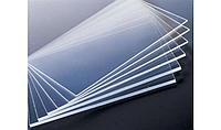 Орг стекло прозрачное 9 мм (1,2*2,4)
