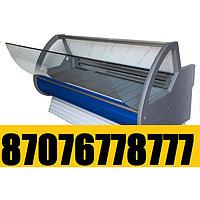 Витринный холодильник Холодильная витрина Мерей - Люкс  2м  -5+5С