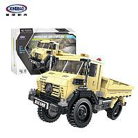 Конструктор XINGBAO XB-03026 Внедорожный грузовик 4x4 529 деталей аналоглего LEGO Внедорожный грузовик 4x4 52