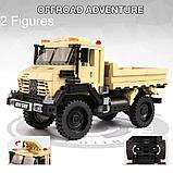 Конструктор XINGBAO XB-03026 Внедорожный грузовик 4x4 529 деталей аналоглего LEGO Внедорожный грузовик 4x4 52, фото 2