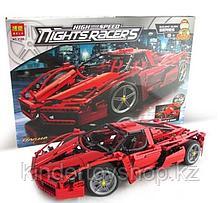 Конструктор Bela 9186 Феррари Enzo Ferrari 1:10, 1359 дет. аналог Лего Техник (LEGO Technic 8653)