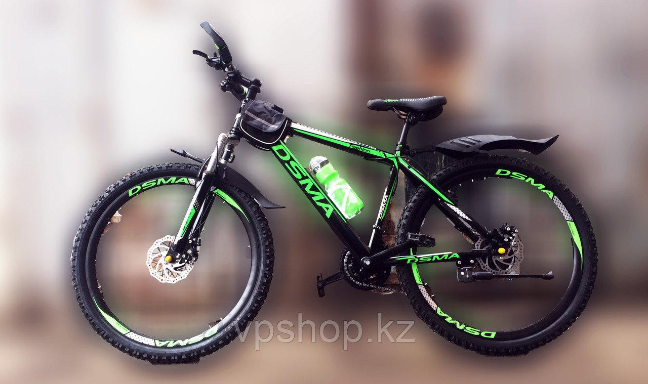 Горный спортивный и практичный современный на промподшибниках велосипед для города DSMA, доставка