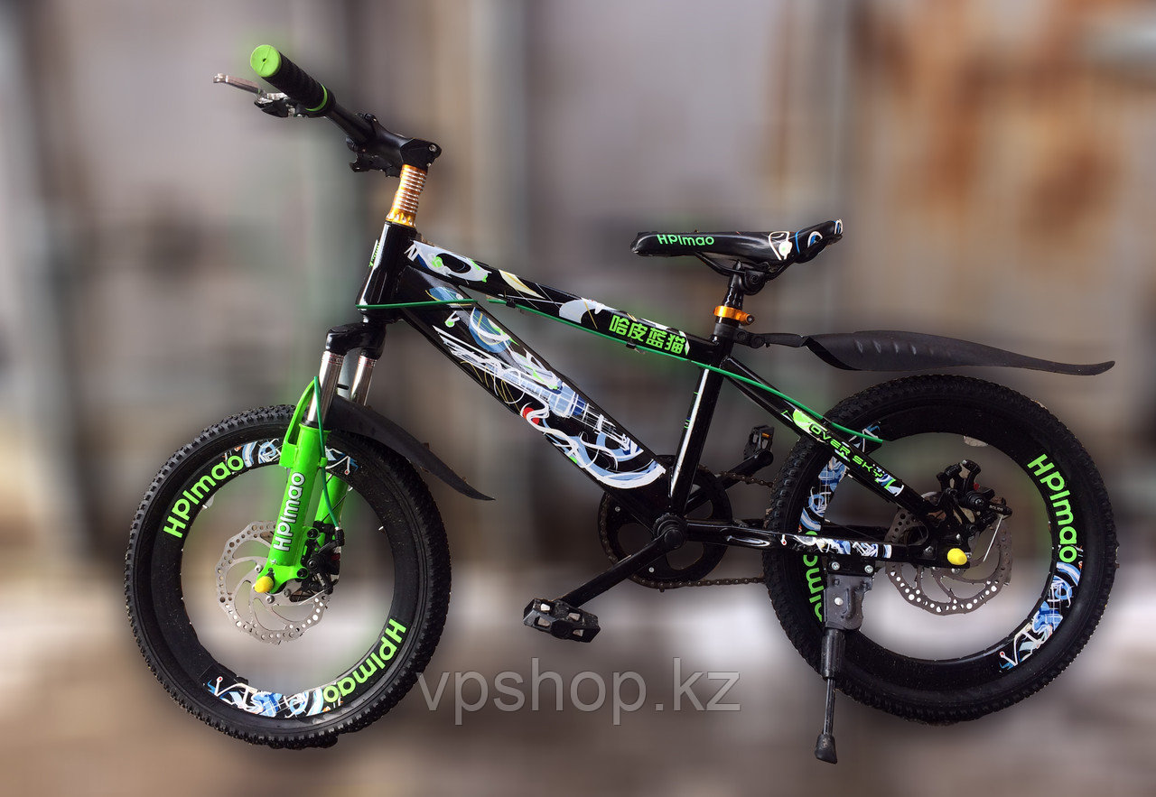 Детский качественный велосипед