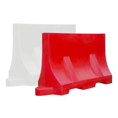 Дорожные ограждения барьерного типа (водоналивной) размер 1200*500*750.