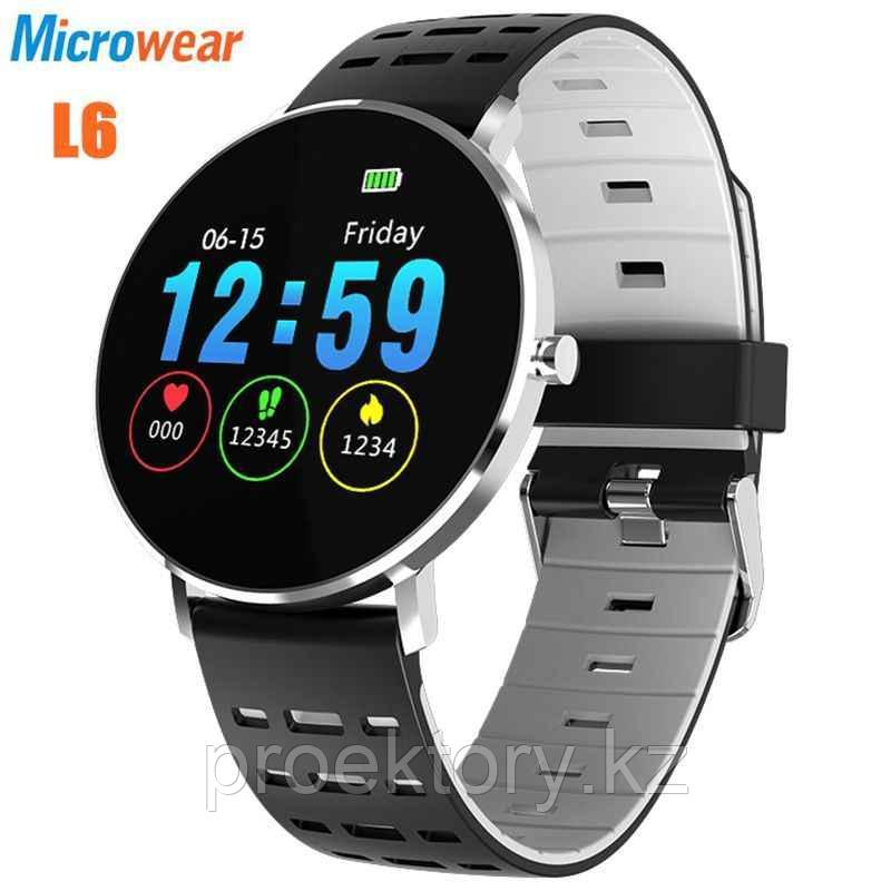 Smart Watch Microwear (model: L6) ip68