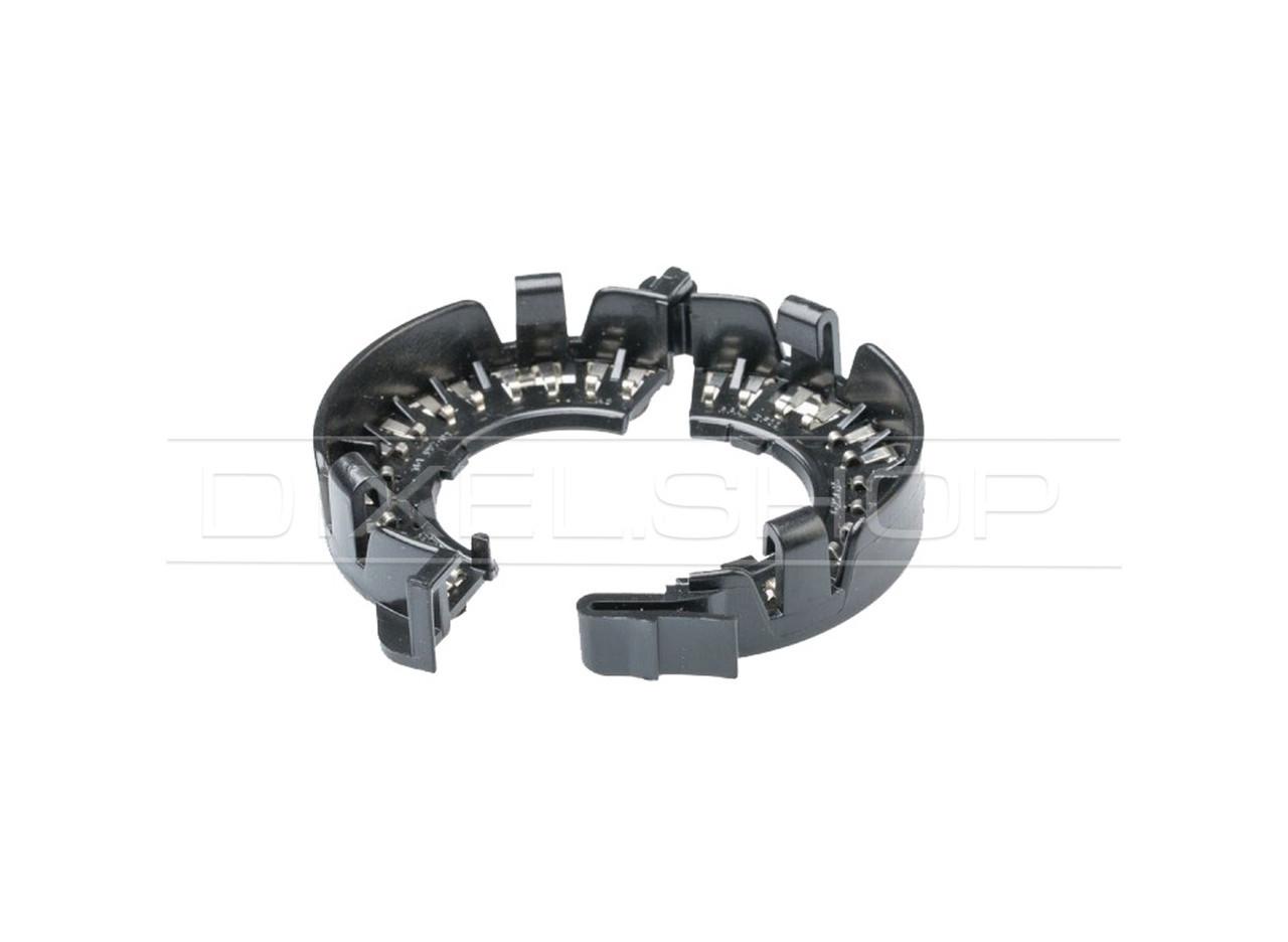 Фиксирующее кольцо лампы D1 металлическое