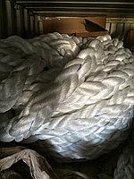Канат: швартовый, синтетический (полипропиленовый), диа 64 мм, длина 220 метров