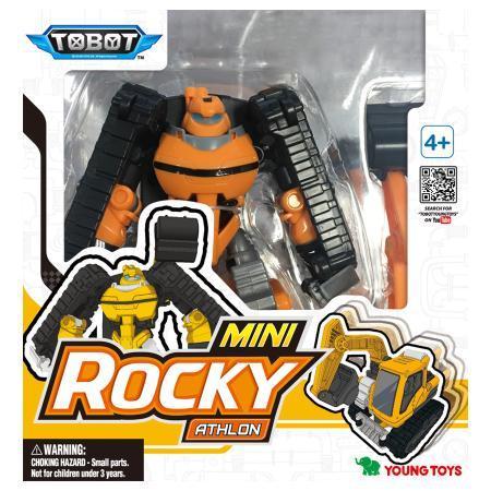 Трансформер Тобот мини  Атлон Рокки S2