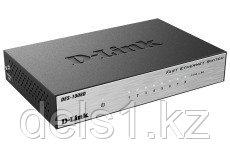 Неуправляемый коммутатор  D-link DES-1008D