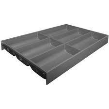 Лотки для столовых приборов 500х300 мм AMBIA-LINE для LEGRABOX M/K