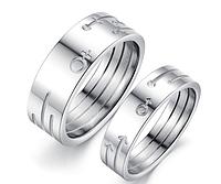 """Парные кольца для влюбленных """"Марс и Венера"""", фото 1"""