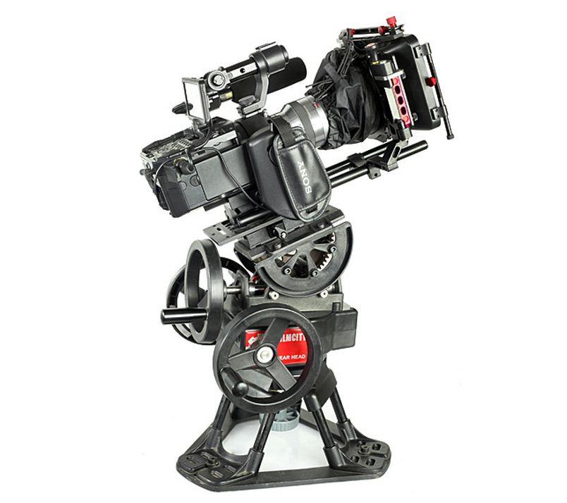 FILMCITY DSLR Gear Головка / 14кг / Индия (для 3D съемки 360 )