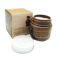 Innisfree Jeju Volcanic Pore Clay Mask - Очищающая маска