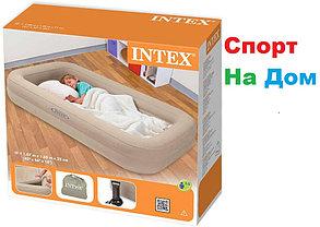 Детский надувной матрас Intex 66810 доставка, фото 3