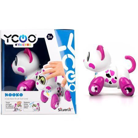 Кошка-робот Муко