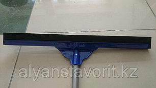 Флаундер - насадка для мытья плитки (камень, кафель и так далее), металл, 55см , фото 2