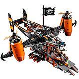 """Конструктор Bela Ninja 10462 (аналог Lego Ninjago 70605) """"Цитадель Несчастья"""" 757 дет, фото 2"""