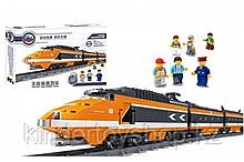 Конструктор KAZI KY98201 - аналог Lego Creator 10233 Train Series Поезд Горизонт Экспресс