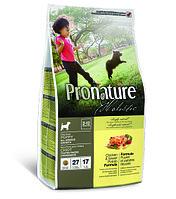 Pronature Holistic Puppy All Breeds для щенков, курица со сладким картофелем 2,72 кг., фото 1
