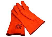 Нефтеморозостойкие перчатки NITRAS (свободная манжета)