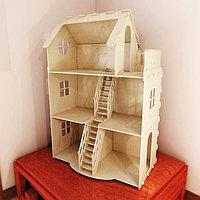 Домик для кукол Кукольный домик для Барби