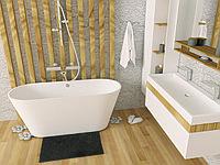 Свободностоящие ванны №2 в Астане, фото 1