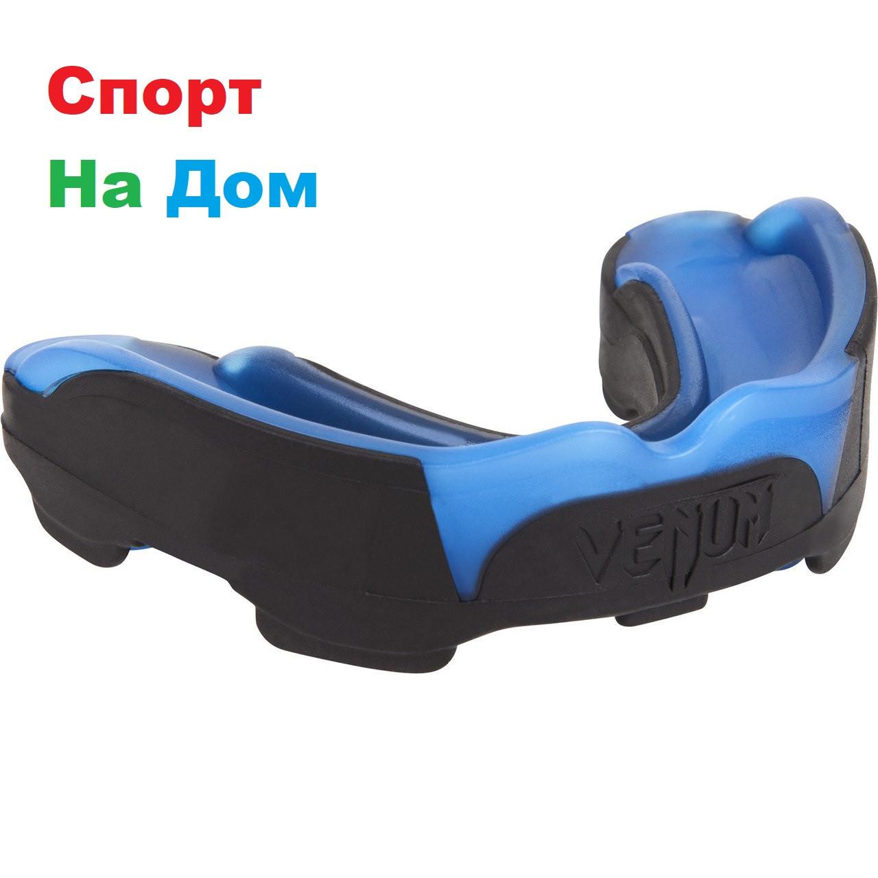Боксерская капа Venum Predator Blue/Black доставка в Алматы и Казахстану