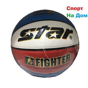 Баскетбольный мяч Star KBA FIGHTER доставка, фото 2
