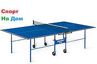 Теннисный стол Start Line Olympic с сеткой (Indoor) для помещений