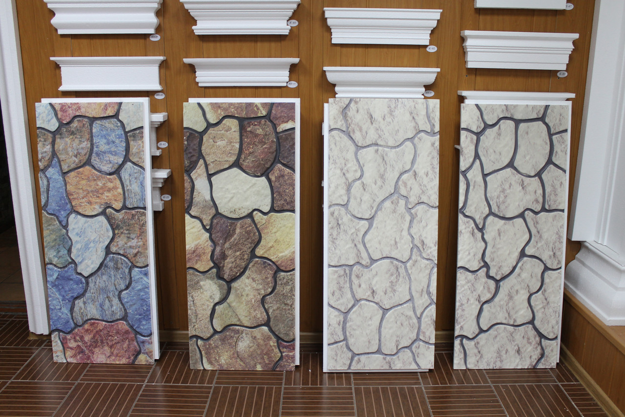 Термопанели с имитацией камня