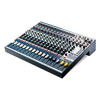 SOUNDCRAFT EFX12 - Микшерный пульт