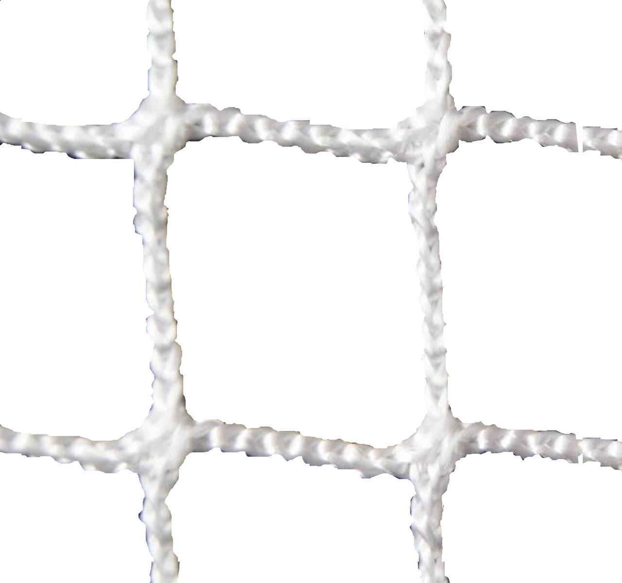 Сетка заградительная 40х40х2.2 бел/зелен.
