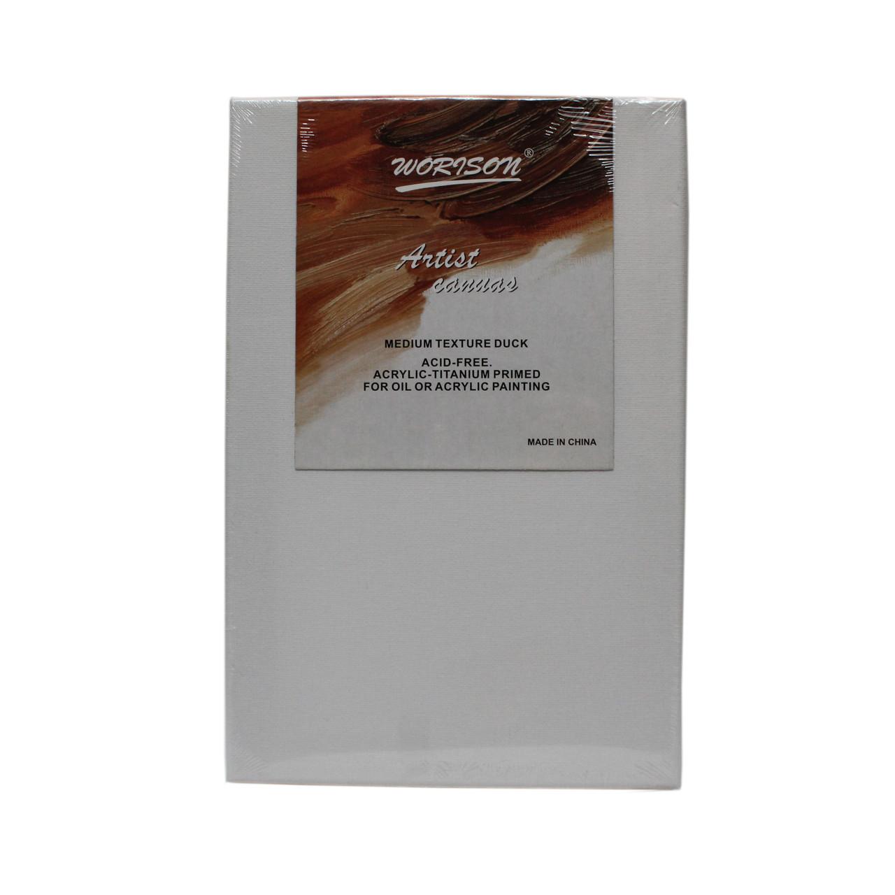 Холст на подрамнике, синтетика, 50*70 см