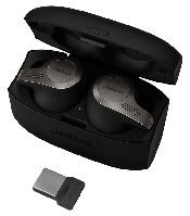 Гарнитура Jabra Evolve 65t, Titanium Black, MS
