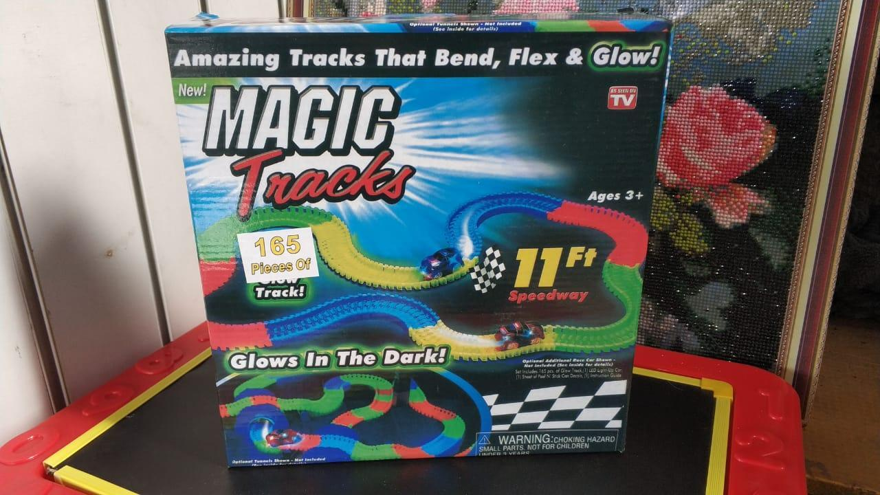 Magic Trec 165 деталей