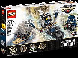 20215 Lego Master Builder Academy Дизайнер: Изобретения, Лего Академия изобреталей