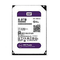 "WD80PURX Жесткий диск 8000ГБ Western Digital ""Caviar Purple"""
