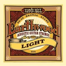 Струны для акустической гитары Ernie Ball Acoustic 2004
