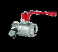 Клапаны запорные тип Cim 200 со спускным краном