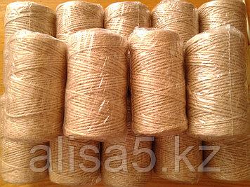 Шпагат джутовый - веревка (Бечевка декоративная) 90м
